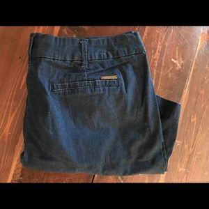MICHAEL Michael Kors Denim Bermuda Shorts